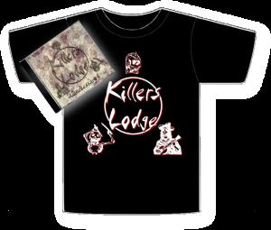 CD + tshirt